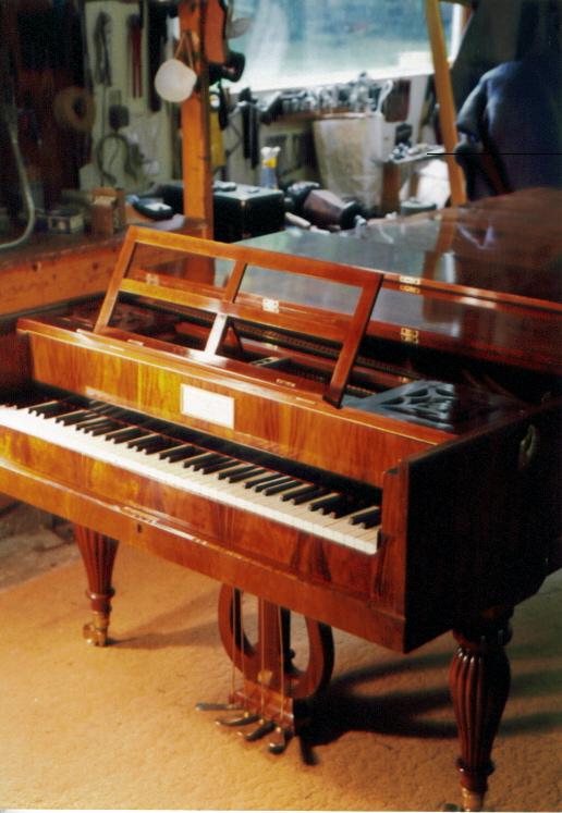 Пианино в домашних условиях 147
